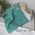 BATH & SHOWER WASHERS // MINI HAND TOWEL