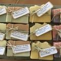Handmade Soap Pack of 4