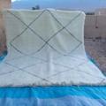 Moroccan Beni Ourain Rug 400cm X 300cm