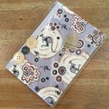 Fabric Covered Journal - Kangaroo