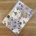 Fabric Covered Journal - Kangaroo