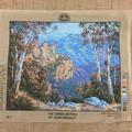 Tapestry - DMC - The Three Sisters by John Bradley