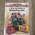 Book - Folk Art - A New Dimension in Rosemaling