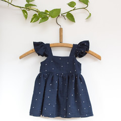 Sustainable Flutter Baby Dress Size 0