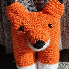"""Dora"" the Fox"