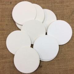 Canvas Discs - Coasters