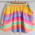 "Freya Skirt in ""Big Rainbro"" - Size S"