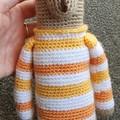 """"""" Wally"""" the tall Teddy Bear"""