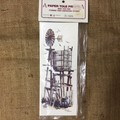 Paper Tole Prints - Windmill, water tank