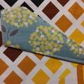 Handy Scissor Holder- Wattle/floral print