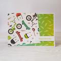 Kids Birthday Card. Boys Birthday Card. Skateboard Card