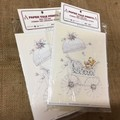 Paper Tole Prints - Teddy and Pram