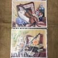 Paper Tole Prints - Violin or Clarinet