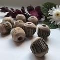 Toys of Wood- Handmade wooden medium bead