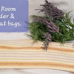 Lavender Wheat Heat Bag / Pack - 45 cm x 15 cm