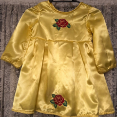 Princess Inspired (Belle) Two Peice Outfit