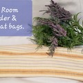 Lavender Wheat Heat Bag / Pack - 45 cm x 15 cm