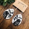 Magpie Earrings