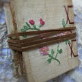 Handmade Vintage Small Journal 'Book of Whispers'