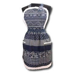 Country Classic ladies denim apron
