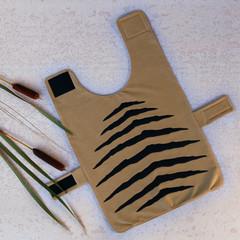 Tas Tiger Brown - Pet Coat - Large