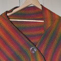 Handwoven Colour Fade Wrap