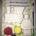 Children's Plaster Paint Sets