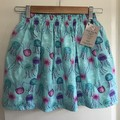 Little Girl Skirt with Pockets, Size 10