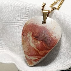 Antique Rose Pendant