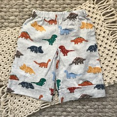 Little Boy Long Line Shorts, Size 2
