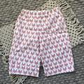 Little Boy Long Line Shorts, Size 4