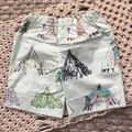 Little Boy Long Line Shorts, Size 0