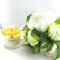 Soy candle, sustainable plant based soy, 100% soy, handpoured.