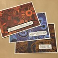 Australian Aboriginal Handmade Card pack- FREE POST