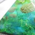 RESIN MINI PYRAMID Ocean Keepsake ! They Look really Awesome!