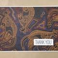 Australian Aboriginal Handmade Card pack- FREE POST