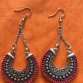 Chain Hanging Earrings