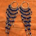 Chain Links Hanging Earrings