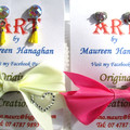 Girls Earring and Bow Sets MINI ME Collection
