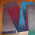 Pure Wool Handwoven Scarf