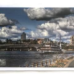 Brisbane River Card