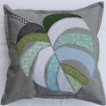 Cushion cover - Monstera leaf
