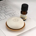 Ceramic pebble/Essential oil diffuser/Aromatherapy for home or office
