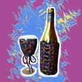 Wine Cosy Set
