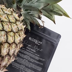 Pineapple + Yoghurt Clay Facial Mask