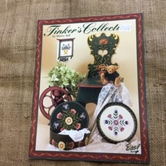 Book - Tinker's Collection by Sherry Bell - Folk Art