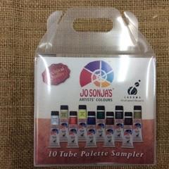 Jo Sonja's Palette Sampler
