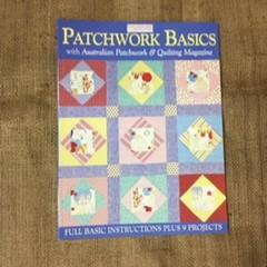 Book - Patchwork Basics