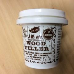JW Wood Filler