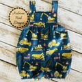 "Boys Overalls Made to Order "" Construction/ Machinery """